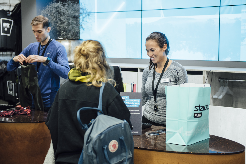 Stadium Pulse Retail Salesforce