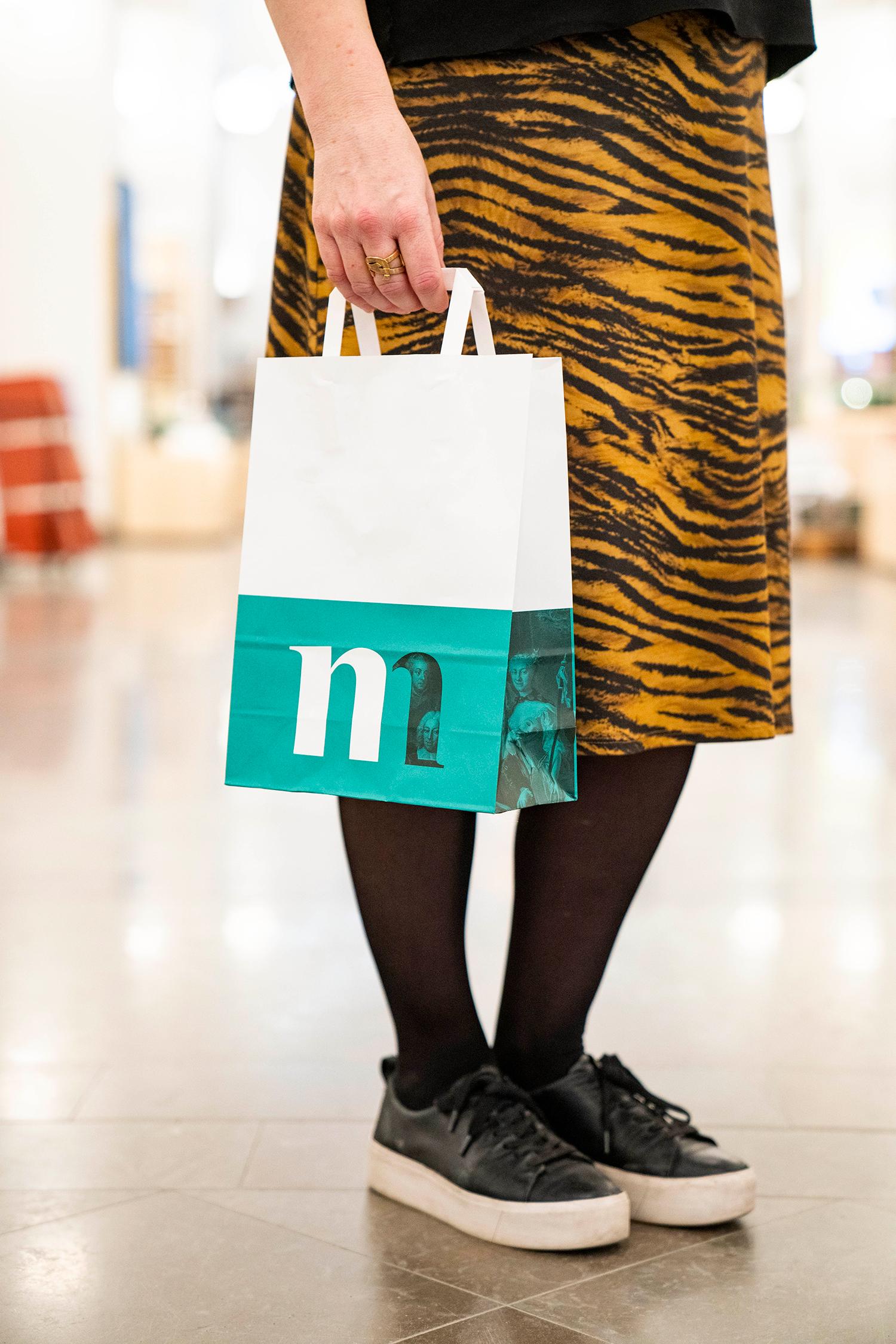 Nationalmuseum - Store Concept
