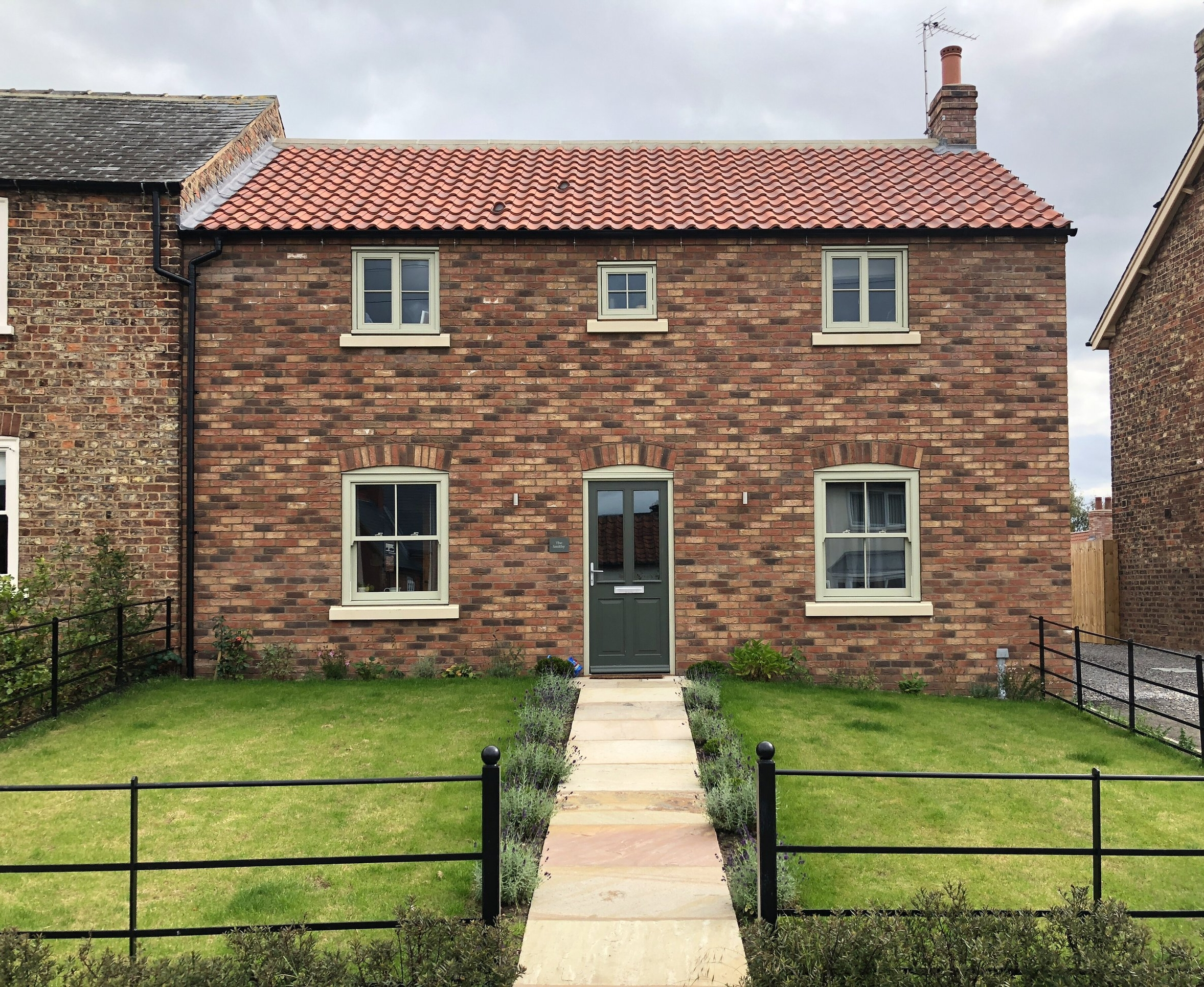 The Smithy - Plot 1 - SoldA charming 3 bedroom terraced property on the site of the original village forge.