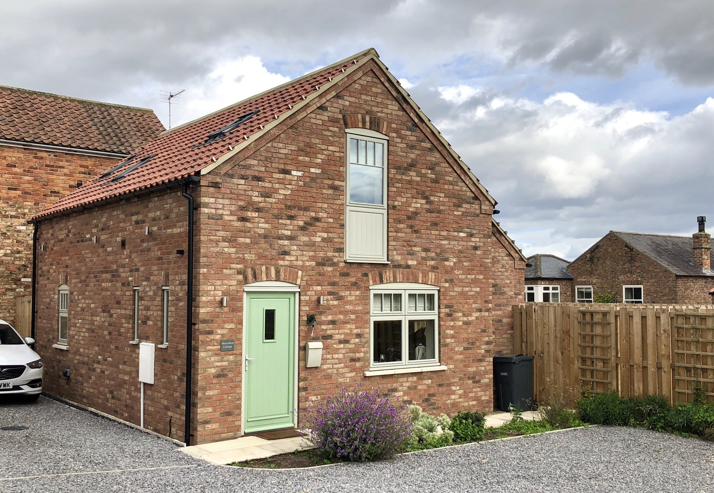 Horseshoe Cottage - Plot 2 - SoldA 2 bedroom cottage, with secluded south facing garden.