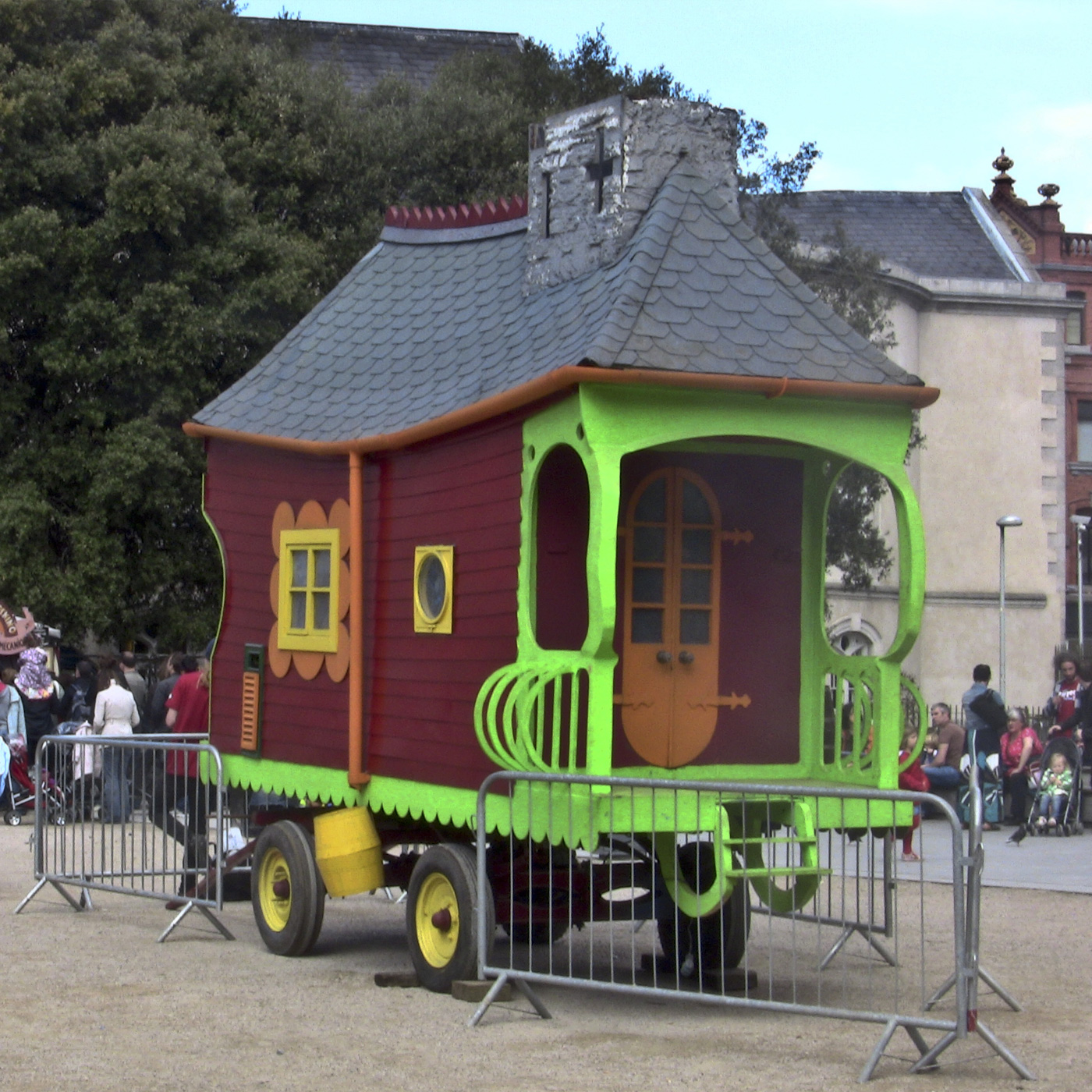 Wanderly Wagon -