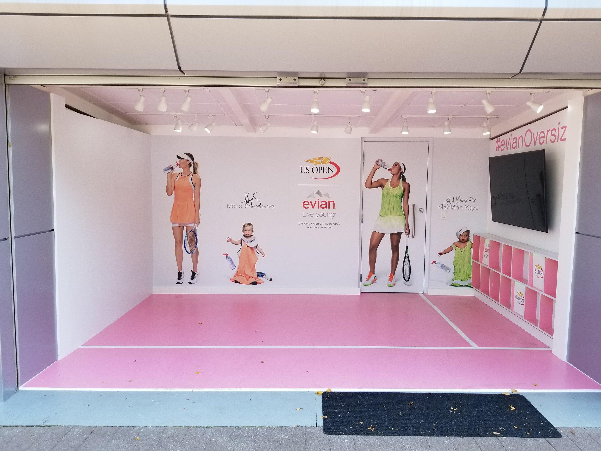 Evian US Open Tennis Booth.jpg