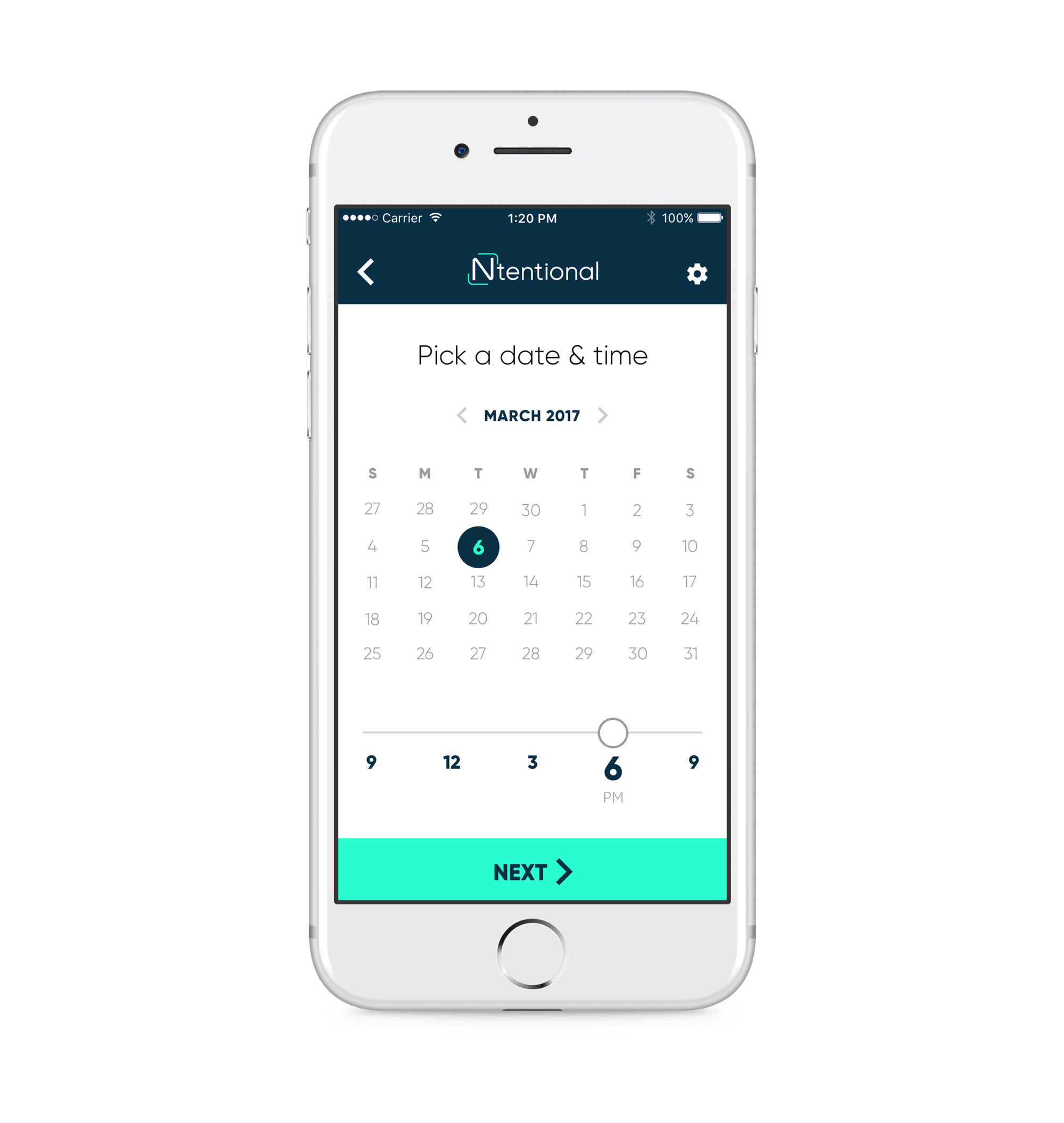 The Idea - The idea for this app came about due to my own need for it.I had just started a new relationship and was spending a lot of time with my significant other. I was struggling to find a way to stay connected to my friends and family while also trying to be mindful of being present while in the company of my boyfriend.I was looking for a way to notify friends, family, or any possible incoming notifications that I wasn't ignoring them, but that I was spending some focused, intentional time offline and off of my devices. I wanted the freedom to not respond to the incoming messages without feeling like I was ignoring the people I loved and cared about. I wanted to notify them that I did in fact receive their message, I wasn't ignoring them.Similar to an away message on a chat program, or an out of office/vacation responder on your email, Ntentional would serve in the same way.Whether you are spending the afternoon wine tasting, going on a backpacking trip, or just at home binge watching Netflix, the users could notify their social circles before going