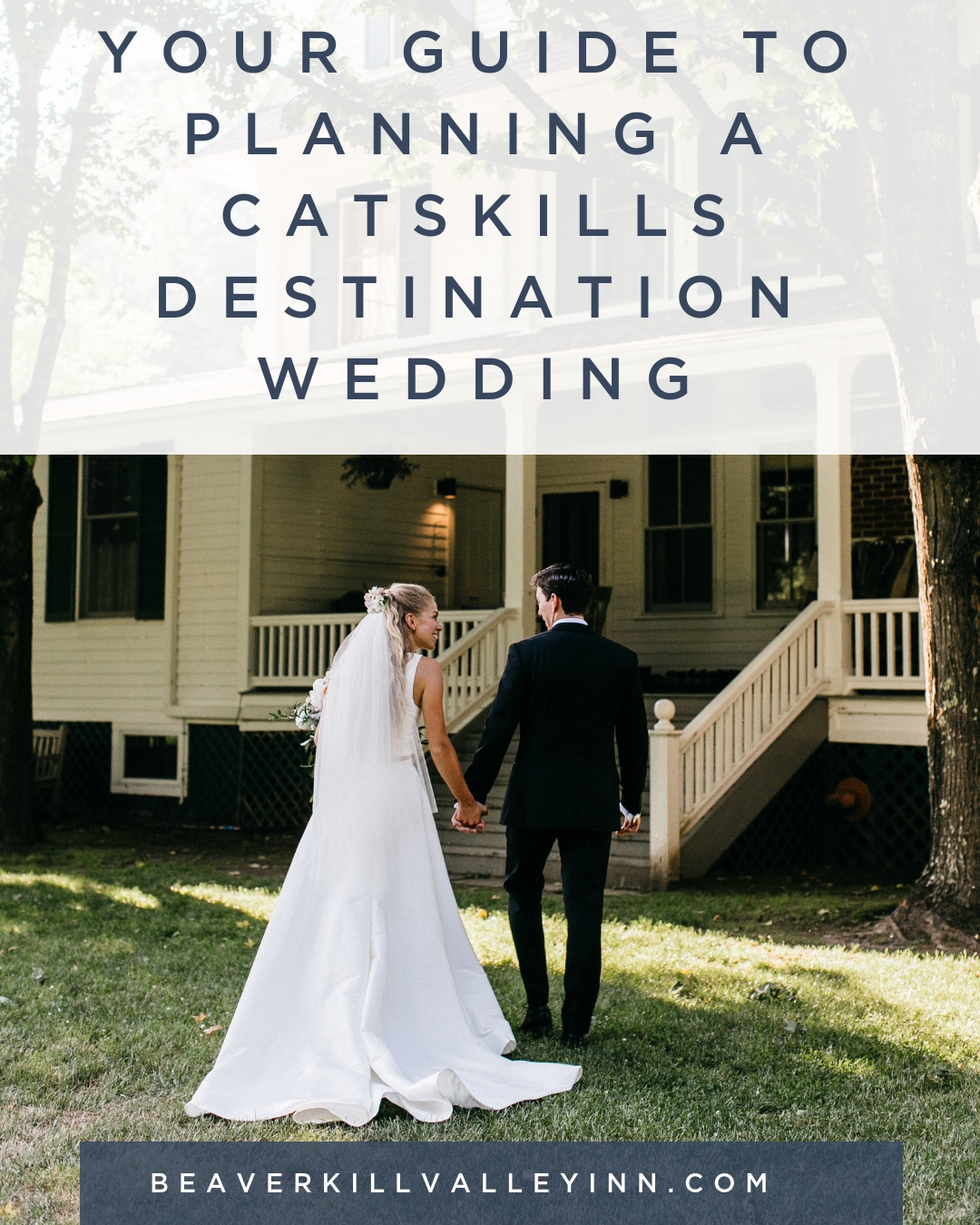Your Guide to Planning a Catskills Destination Wedding
