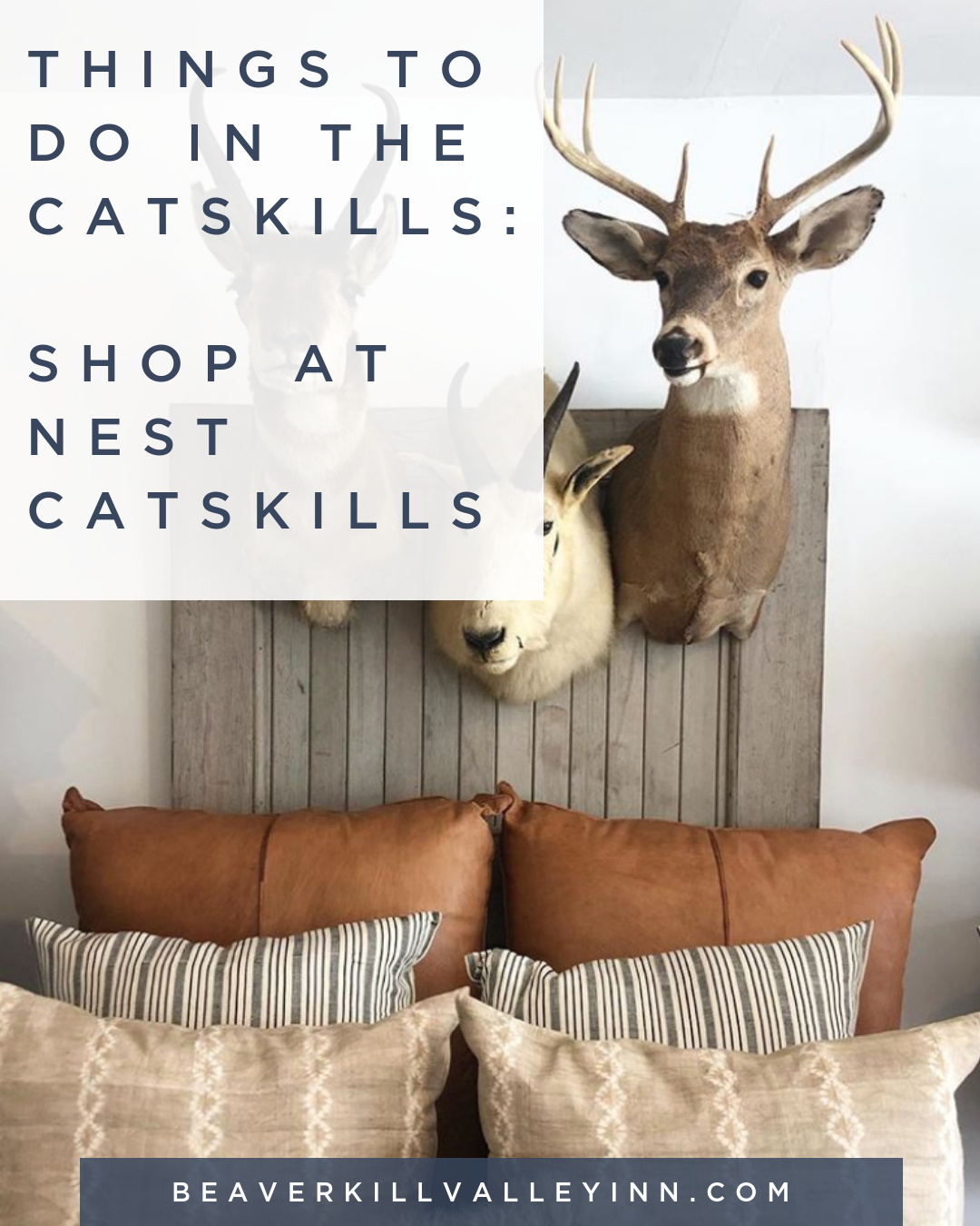 Best Shopping in the Catskills