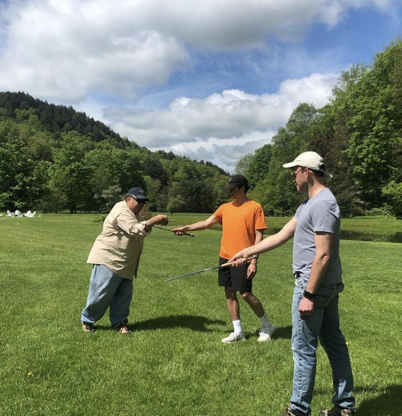 fishing guide catskills ny