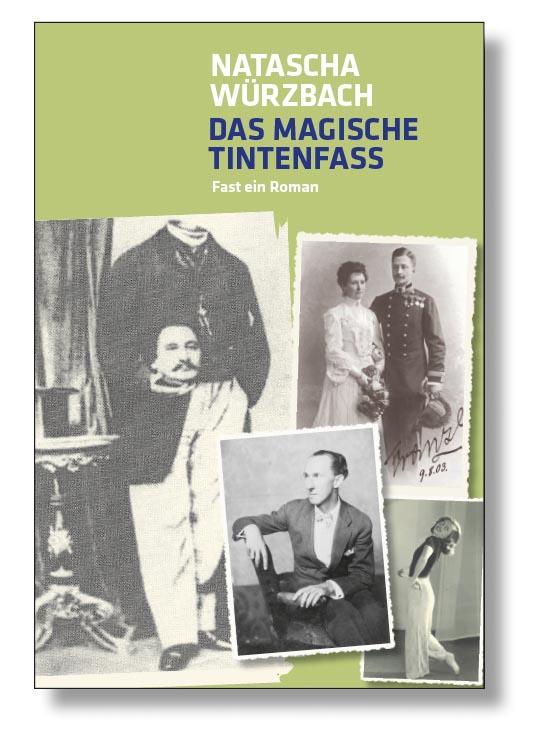 Natascha Würzbach Das magische Tintenfass Verlag BOOKONDEMAND