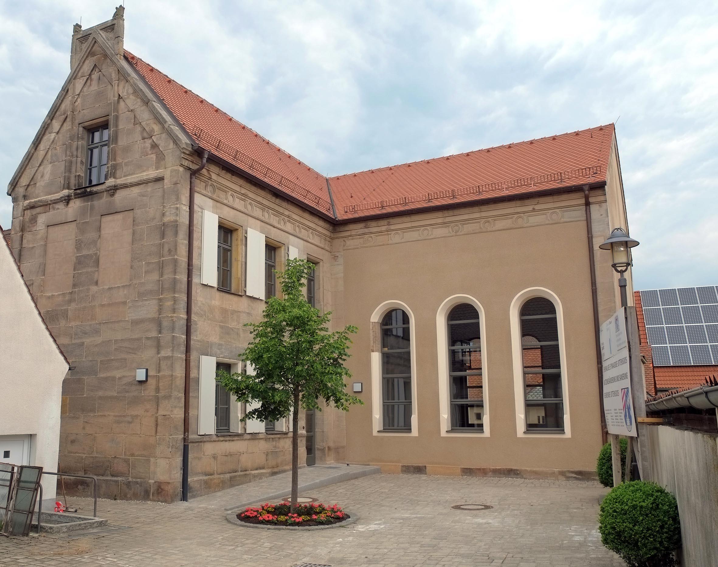 Ehemalige Synagoge Ottensoos. Foto: Freundeskreis ehemalige Synagoge Ottensoos e.V.