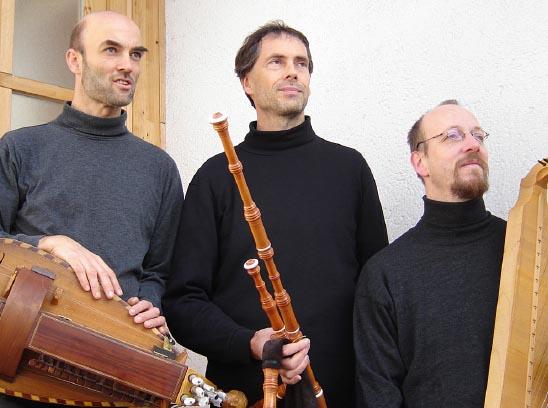 "Ensemble ""Wildwuchs"". Foto: Thomas Zeuner"