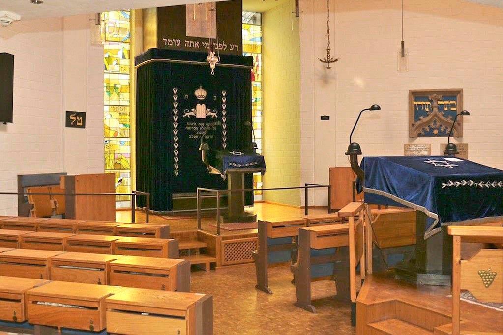 Synagoge. Foto: IKG Nürnberg