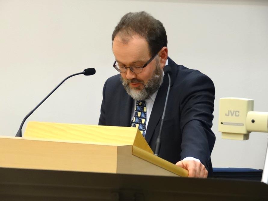Prof. Dr. Matthias Morgenstern. Foto: privat