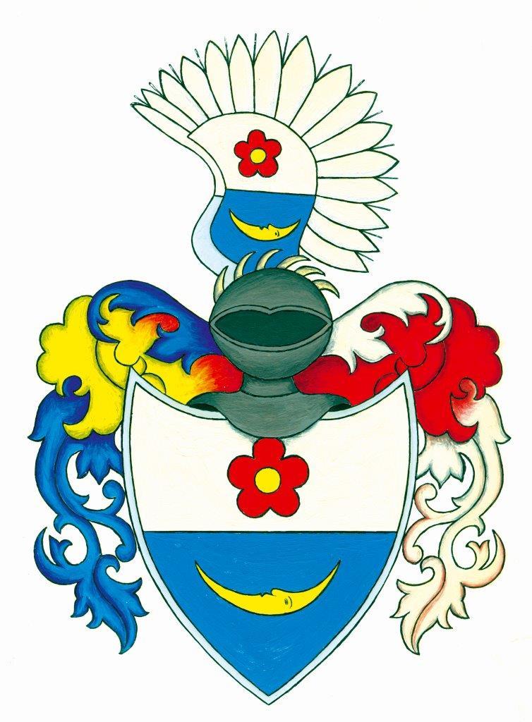 Wappen der Familie Osiander. Foto: privat