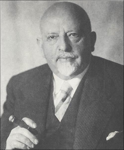 """Der Nürnberger Kaufmann Leo Katzenberger wurde 1942 vom Sondergericht wegen """"Rassenschande"""" zum Tode verurteilt. Foto: Privatbesitz"""
