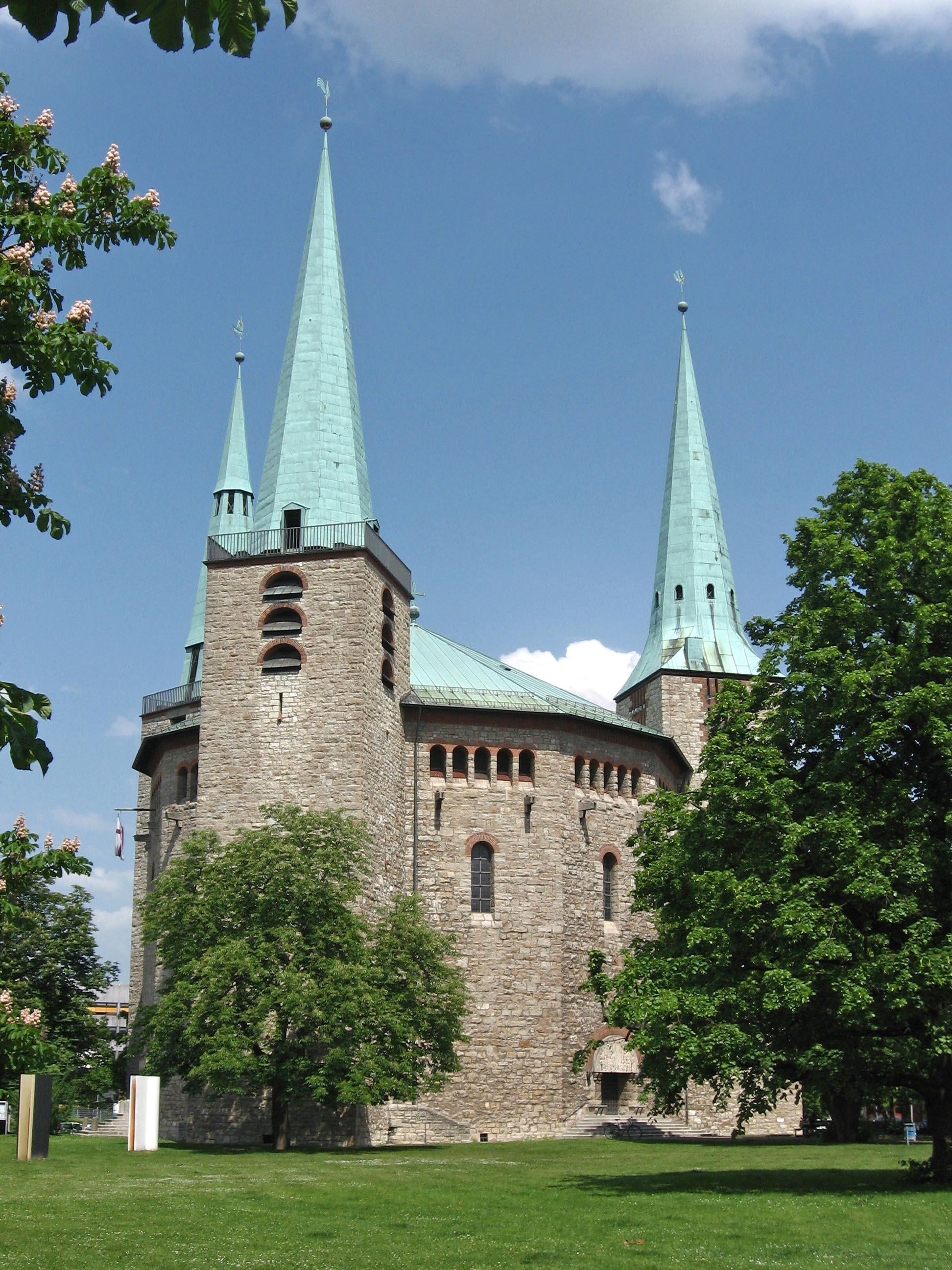 Reformations-Gedächtnis-Kirche, Nürnberg. Foto: Privat