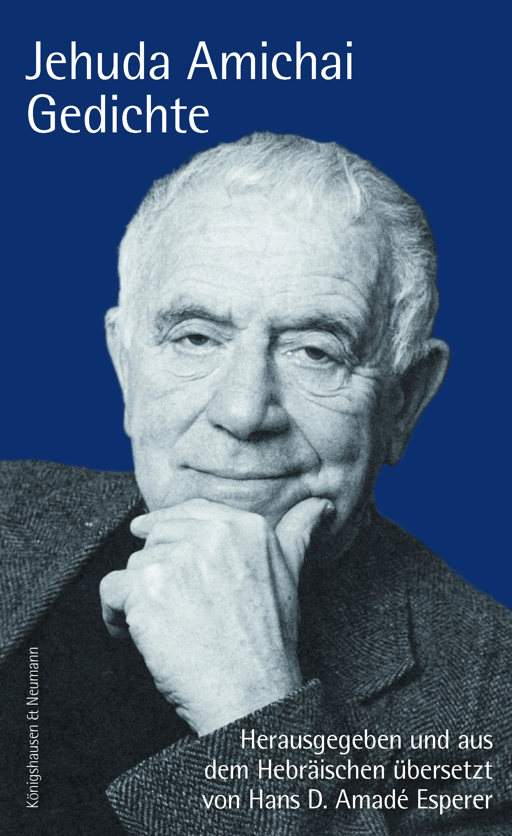 Jehuda Amichai. Foto: K & N Verlag