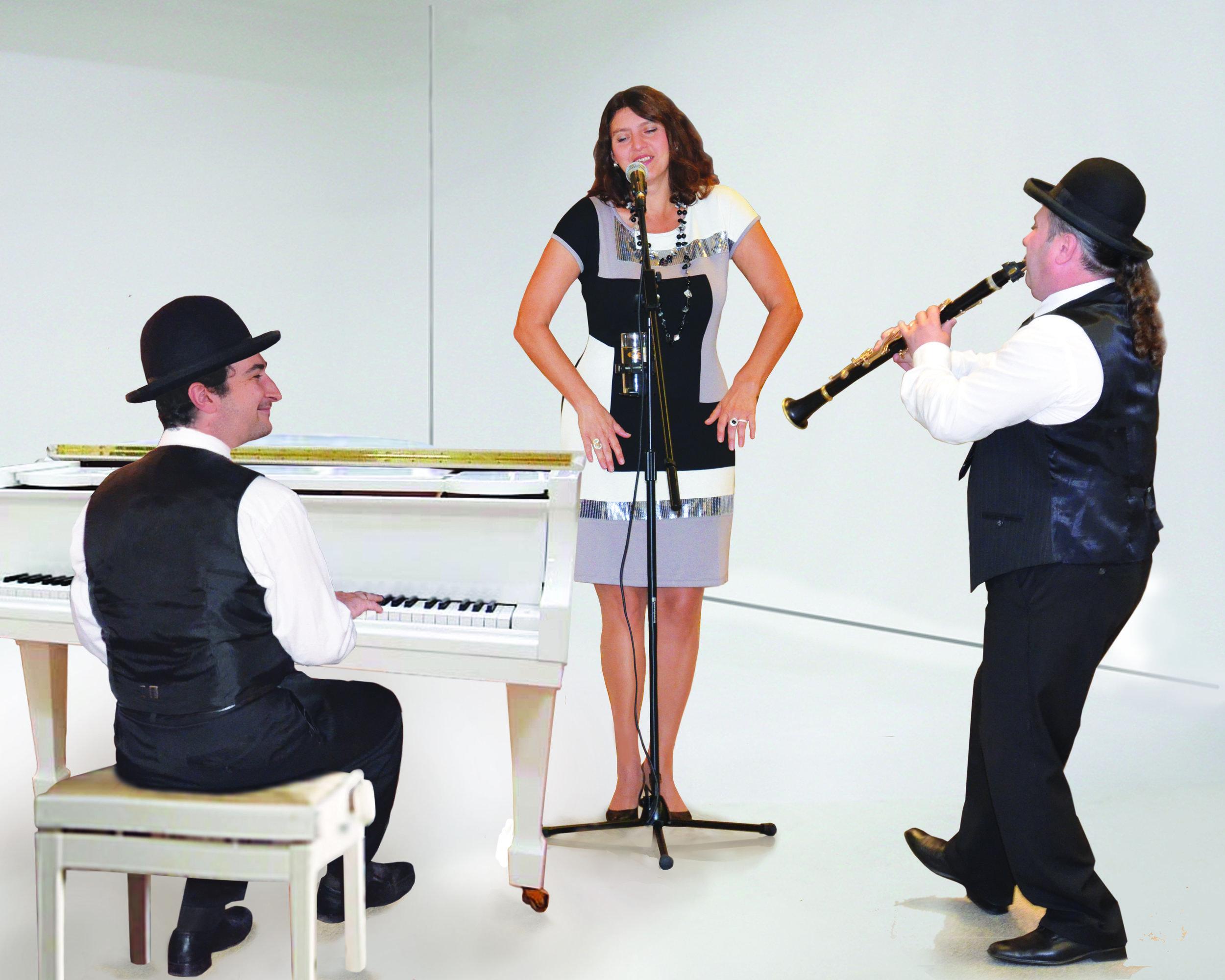 Valeria Shishkowa und Ensemble. Foto: JidYon