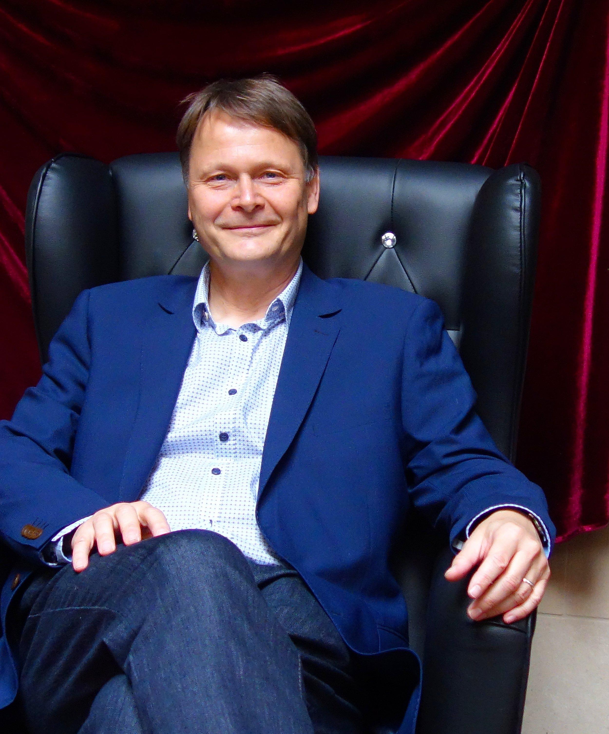Dr. Rolf-Bernhard Essig. Foto: Dr. Rolf-Bernhard Essig