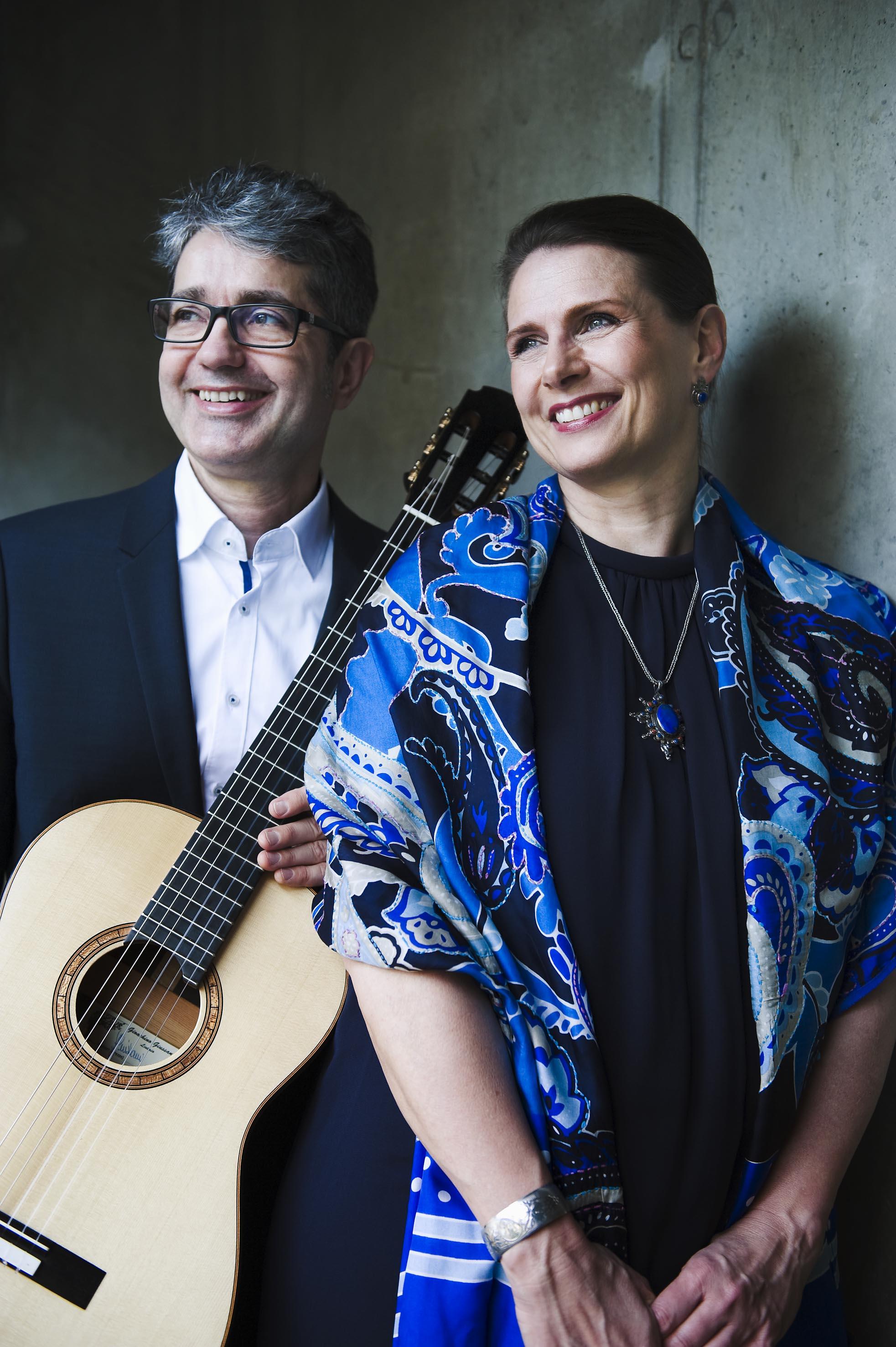 Stefan Grasse und Corinna Schreiter. Foto: R01