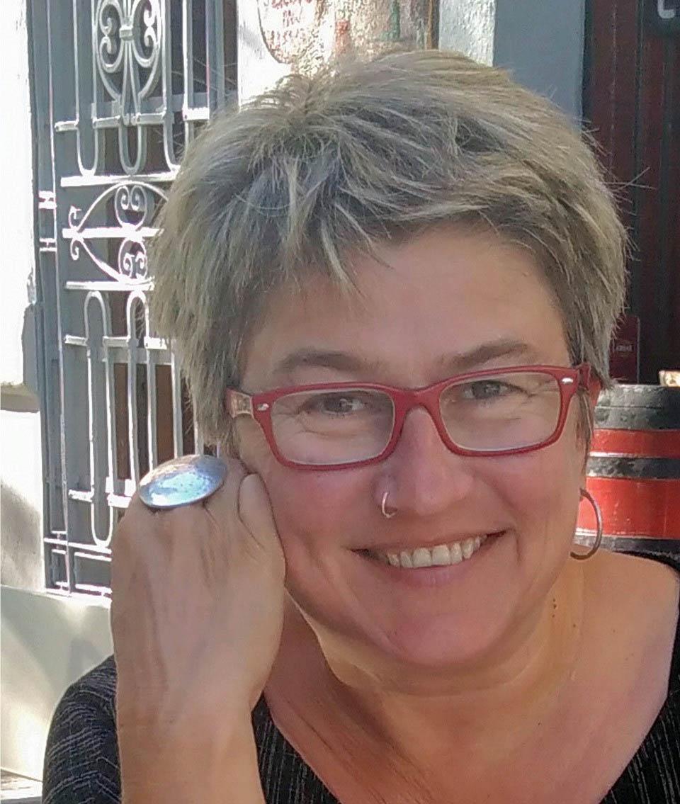 Nadja Bennewitz. Foto: privat