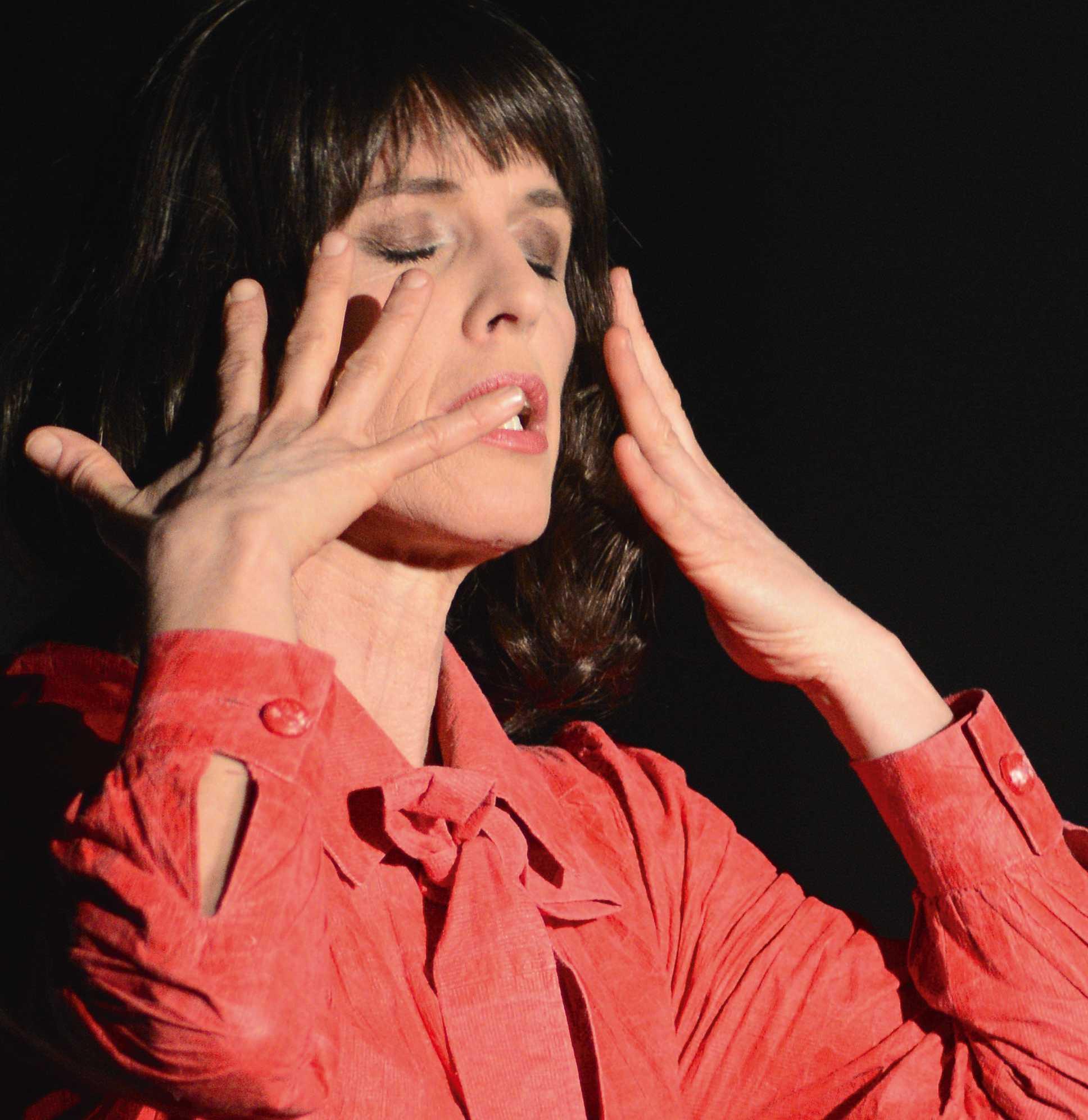 Martina Roth als Susanna