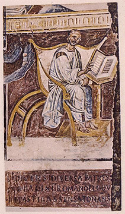 Augustin (Lateran-Kirche, Rom). Foto: https://commons.wikimedia.org/wiki/ File:AugustineLateran.jpg