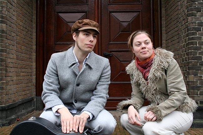 Bobby Rootveld und Sanna van Elst. Foto: Bobby Rootveld