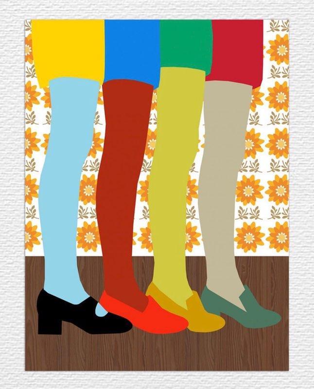 Legs for Days, ed. 2/10