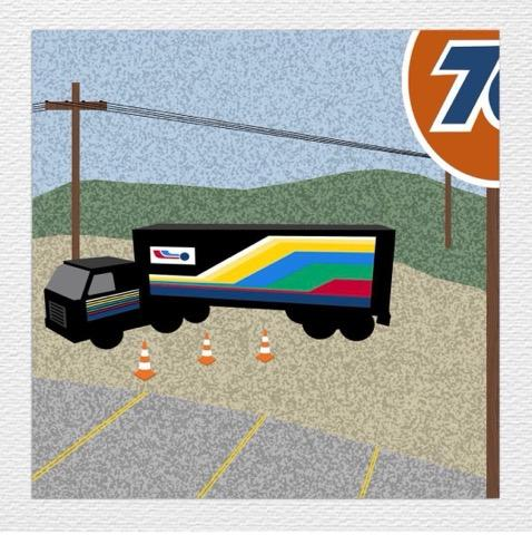 Truck Stop, ed. 2/10