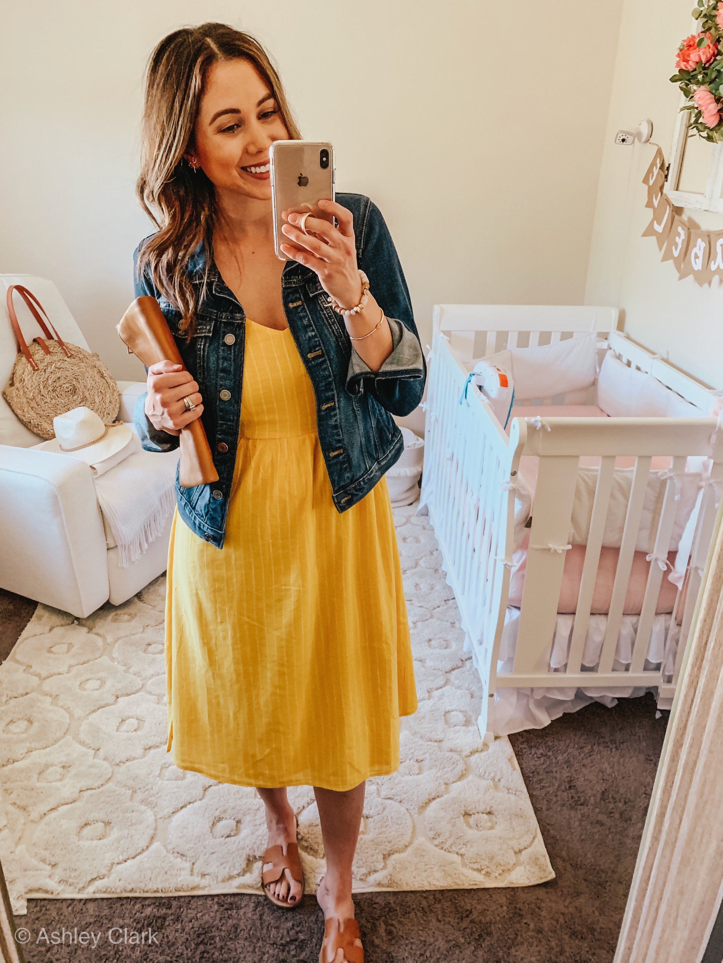 6 ways to style a dress for Spring: Ashley Clark Blog