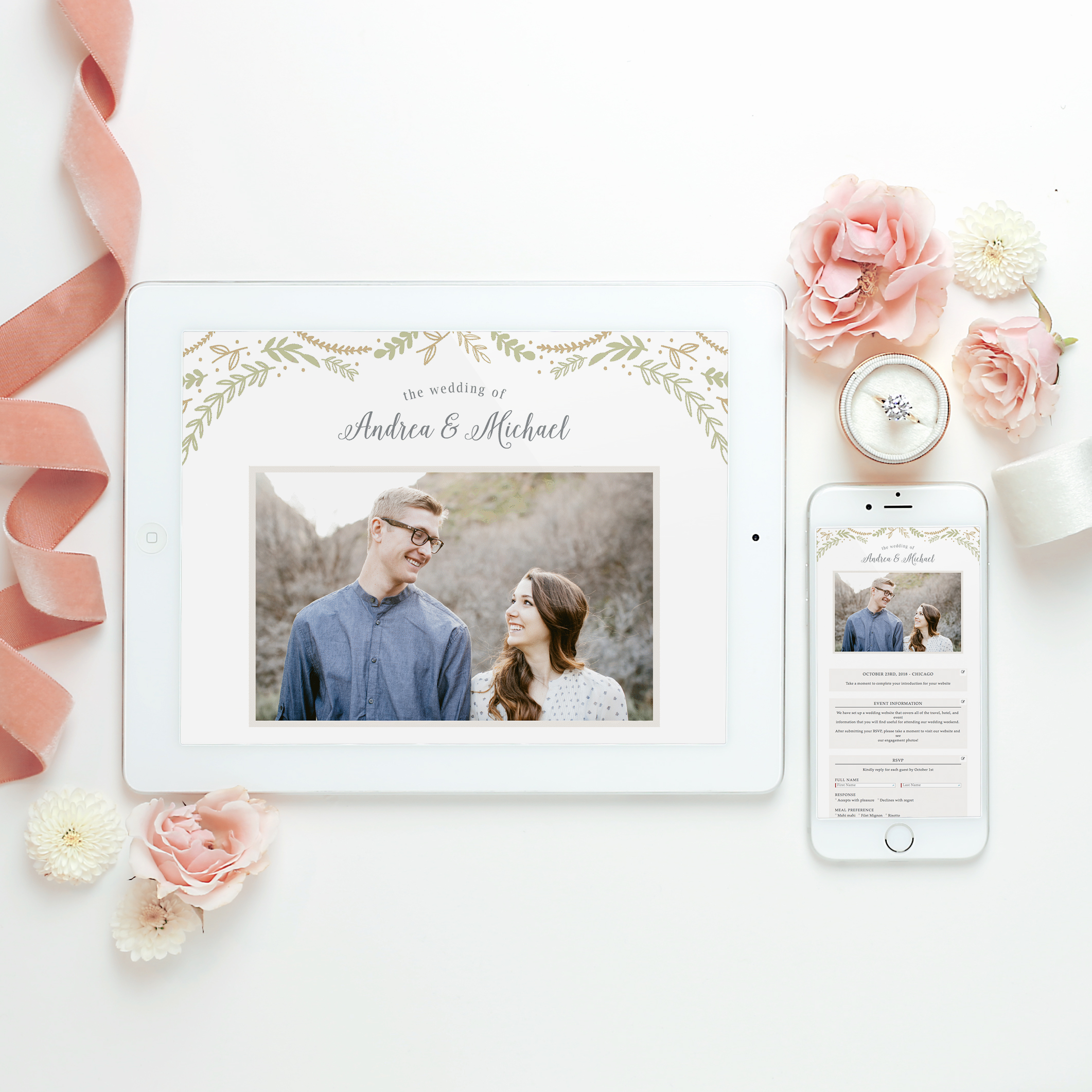 Ashley Clark Blog: Basic Invite