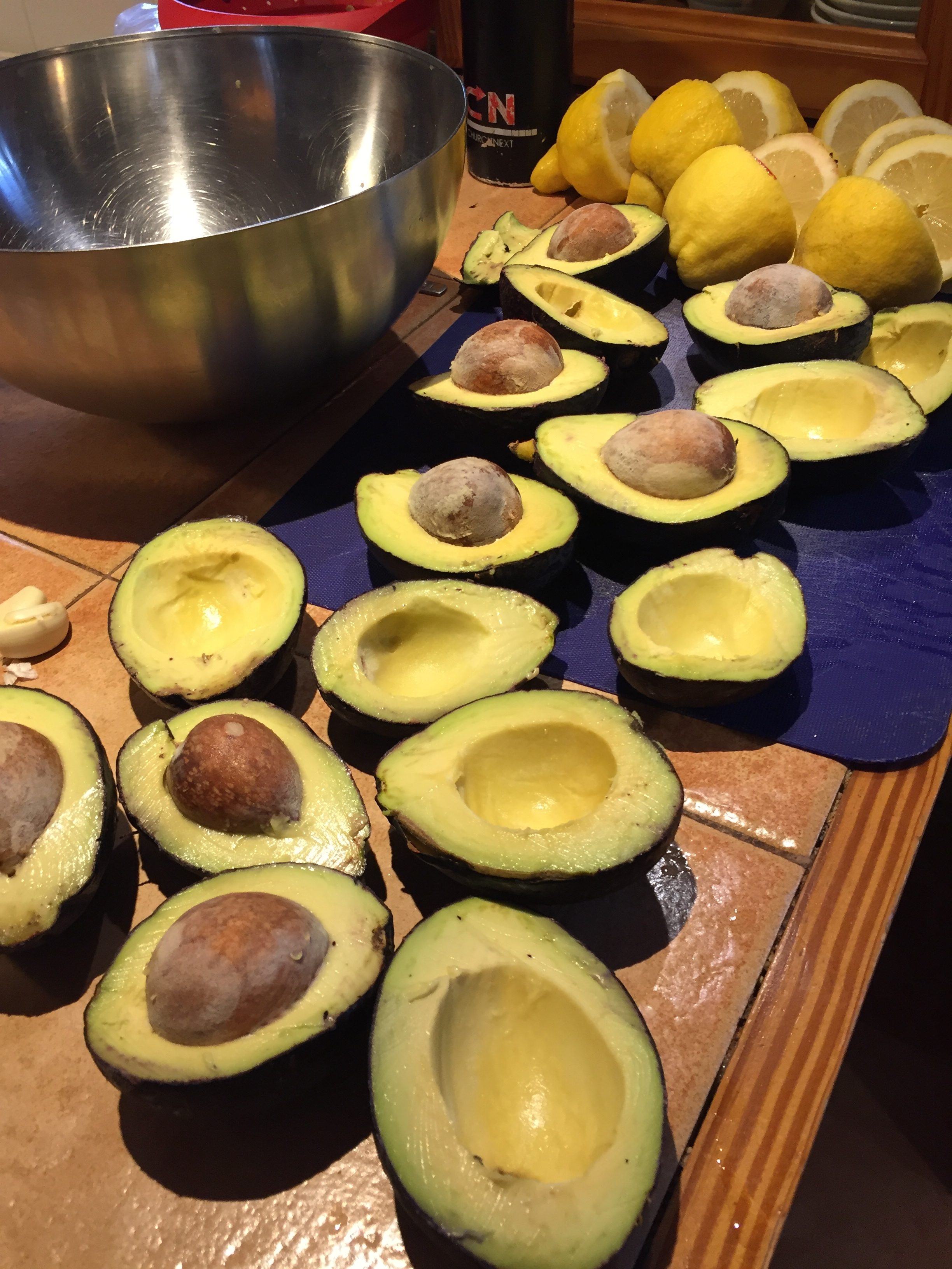 Avocado bounty