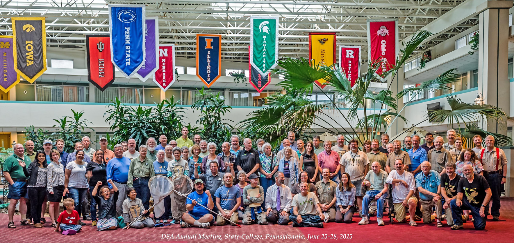 DSA 2015 Group Photo