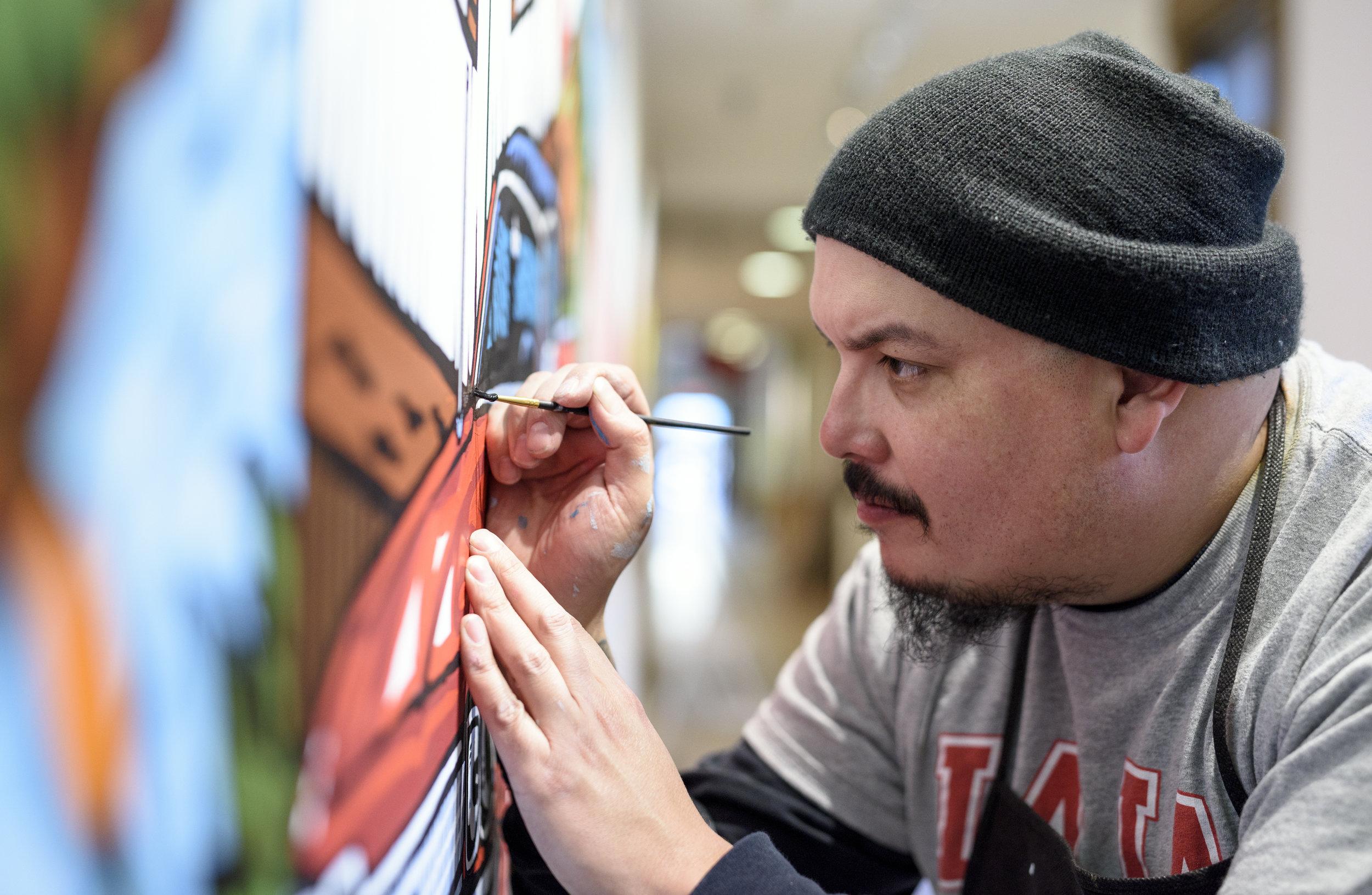 Daniel McCoy, Jr. - Muscogee Creek / Citizen Band Potawatomi