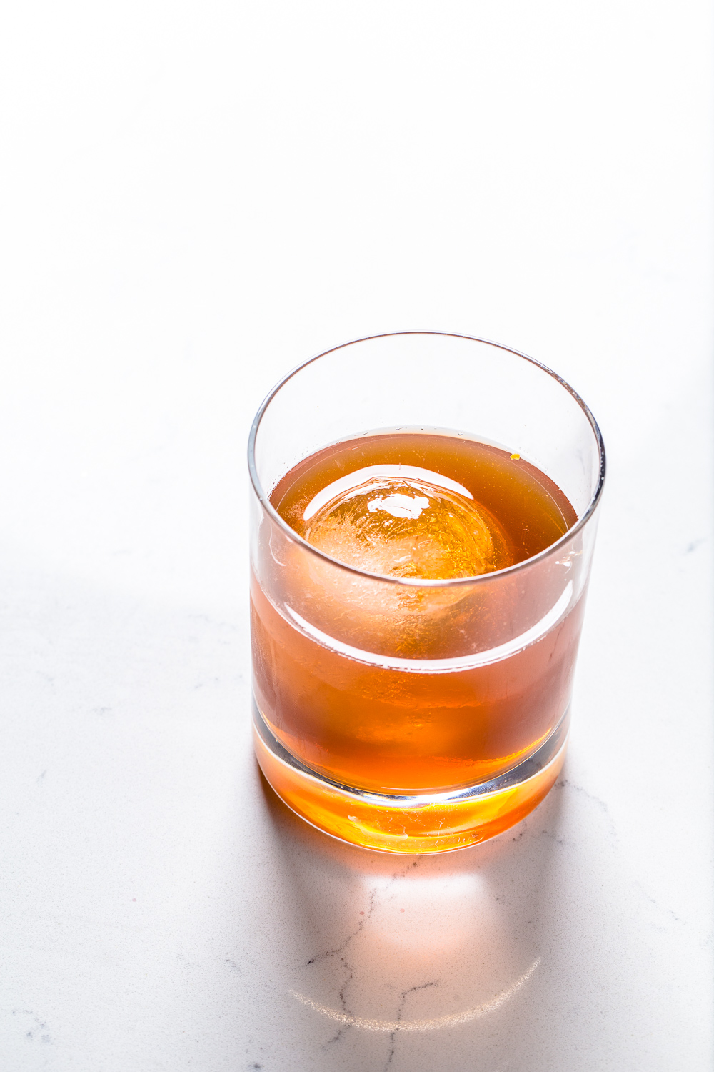 Bourbon-Cocktail-with-Ice-Ball-Erik-Meadows