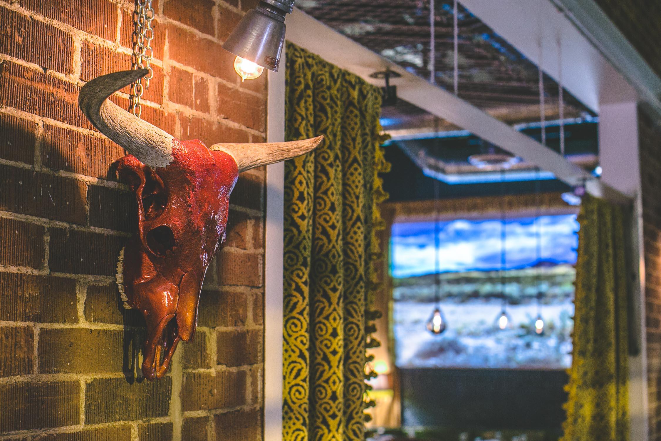 Superica-Atlanta-Red-Cow-Skull-Erik-Meadows