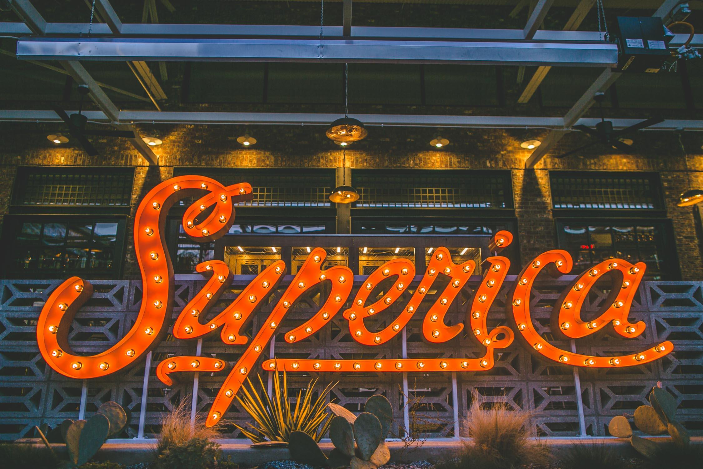 Superica-Atlanta-Orange-Sign-Erik-Meadows