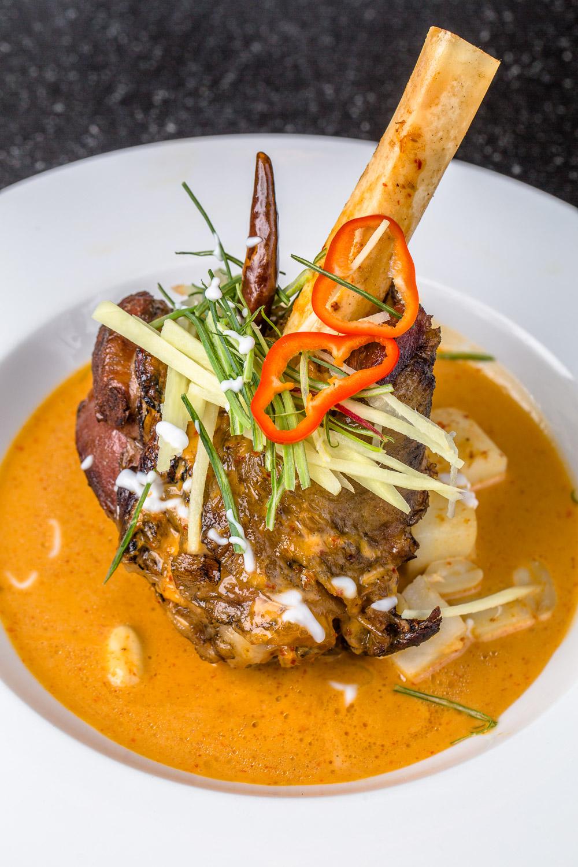 Nan-Thai-Fine-Dining-Bone-In-Pork-Tenderloin-Erik-Meadows