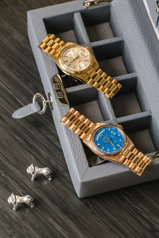 Rolex-Mens-Watches-and Cufflinks-Erik-Meadows