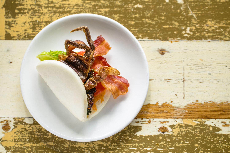 Le-Fat-Soft-Shell-Crab-BLT-Bao-Erik-Meadows