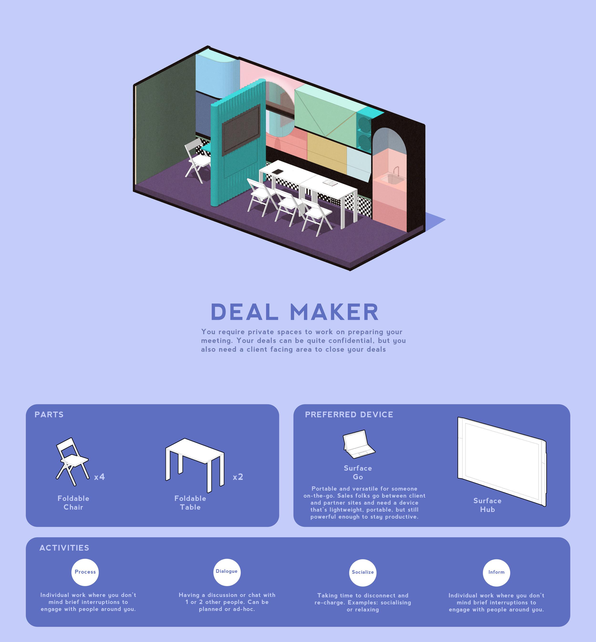 Deal-Maker