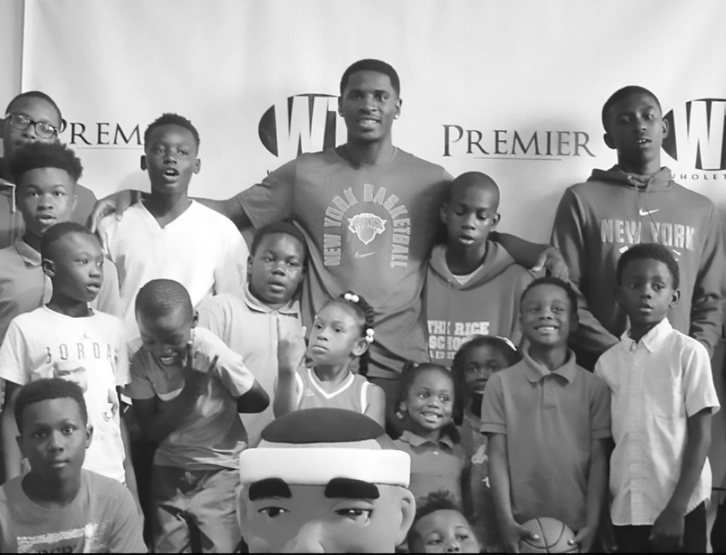 MEET & GREET - We had our first event a few weeks ago and the meet & greet was a huge success. Felt great putting smiles on people's faces, giving back, and just showcasing how life's possibilities are limitless.We have some other things up our sleeve, just stay tuned!#wholeteam #houston #family #wholeteamorganization