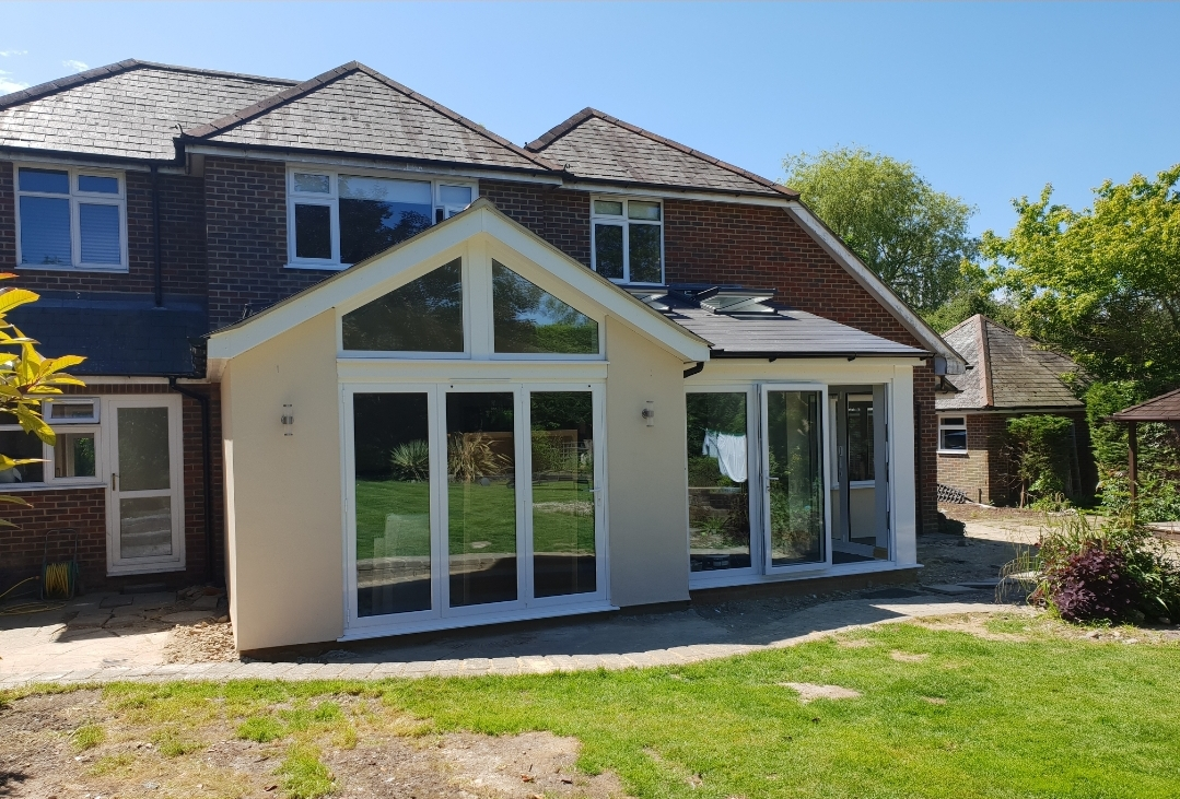 extensions & developments - A well designed and built home extension can transform your entire property and add value. We provide a full service and can even arrange full architect services if required.