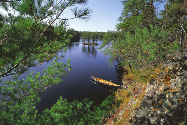 Lobbying efforts by foreign corporations threaten the pristine water of the BWCAW