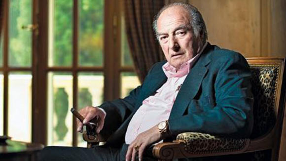Glencore's notorious founder, Marc Rich