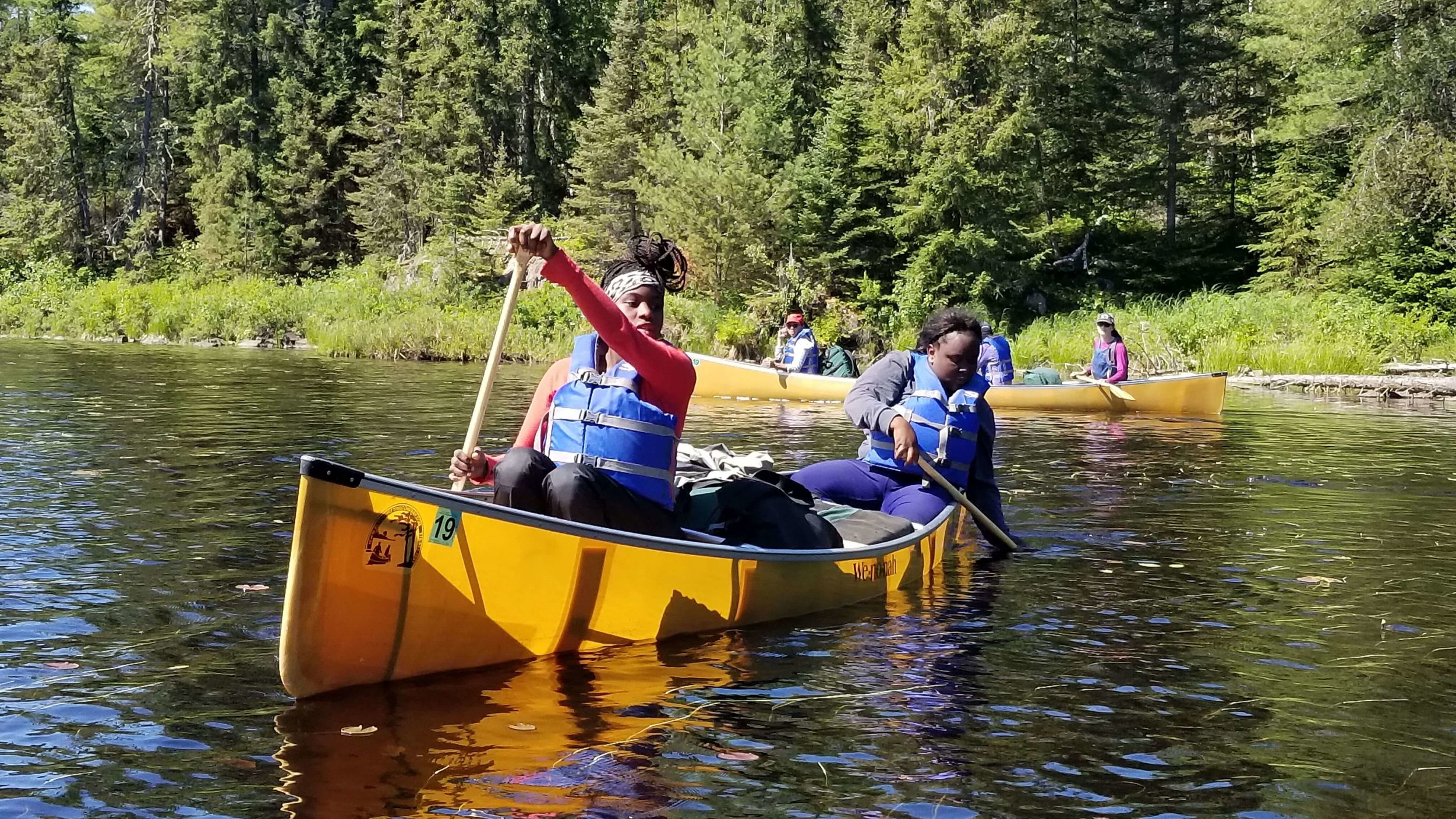 IntroducE young people to the wilderness - In our hyper-connected, digital world, wilderness is more important than ever, especially for young people. There should be no Boundaries to the Boundary Waters. Through a number of programs, we introduce kids from diverse backgrounds to the splendors fo the wilderness and build the next generation of wilderness stewards.