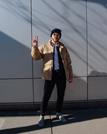 Zach - I'm Zach and Im a 23 year-old blogger in Boston. I blog about my own journey with slow fashion, how I build my wardrobe, and the mindset behind my choices.I started my slow fashion journey about a year ago and I'm still learning every day. I worked in retail during college and, when I stopped, I started to think about my clothing choices and the wardrobe I wanted to build, shifting to well thought-out purchases, investing more, and owning less.I like slow fashion because I think it's an important shift in the way we consume clothing. It's good for the earth, our wallets, and our mental health.What I wish more people would do is to use what you've seen and learned and create your own wardrobe that works for you. Slow fashion should be about reclaiming your wardrobe and personal style.
