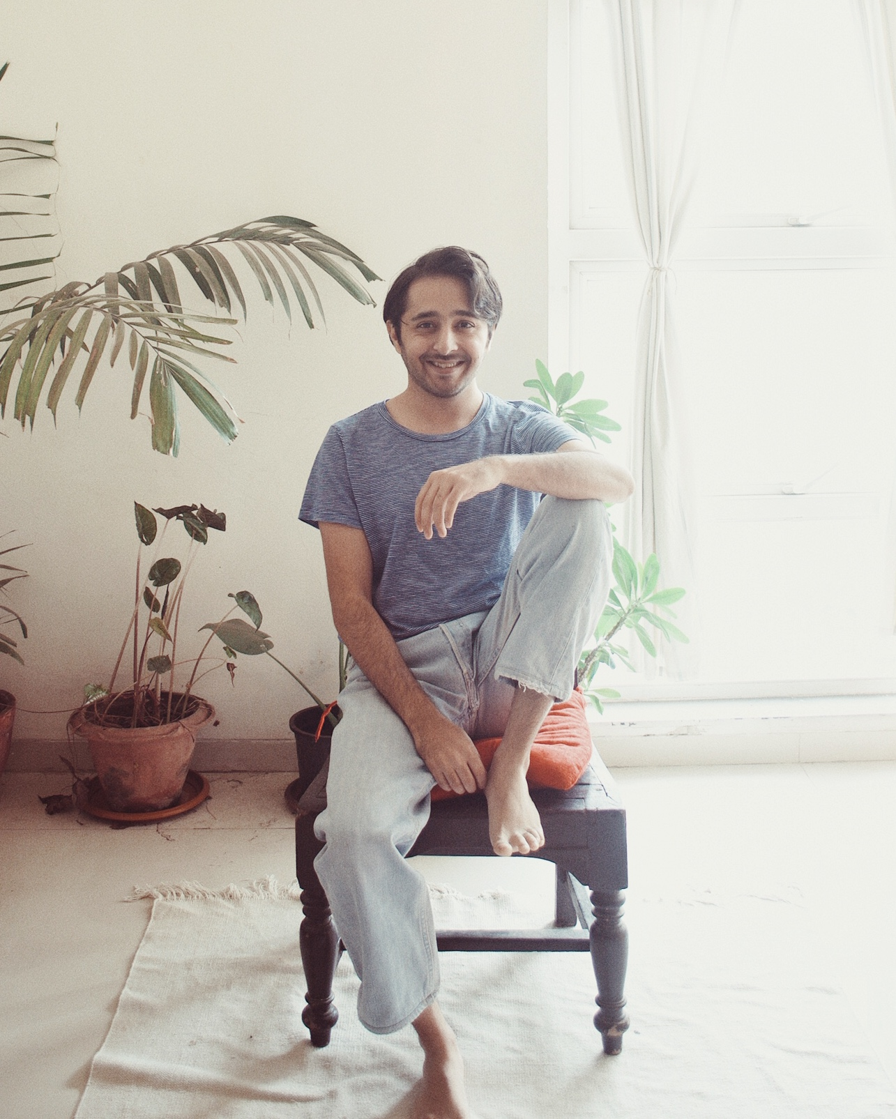 Madhur - My name is Madhur and I write a blog about sustainable and conscious living called