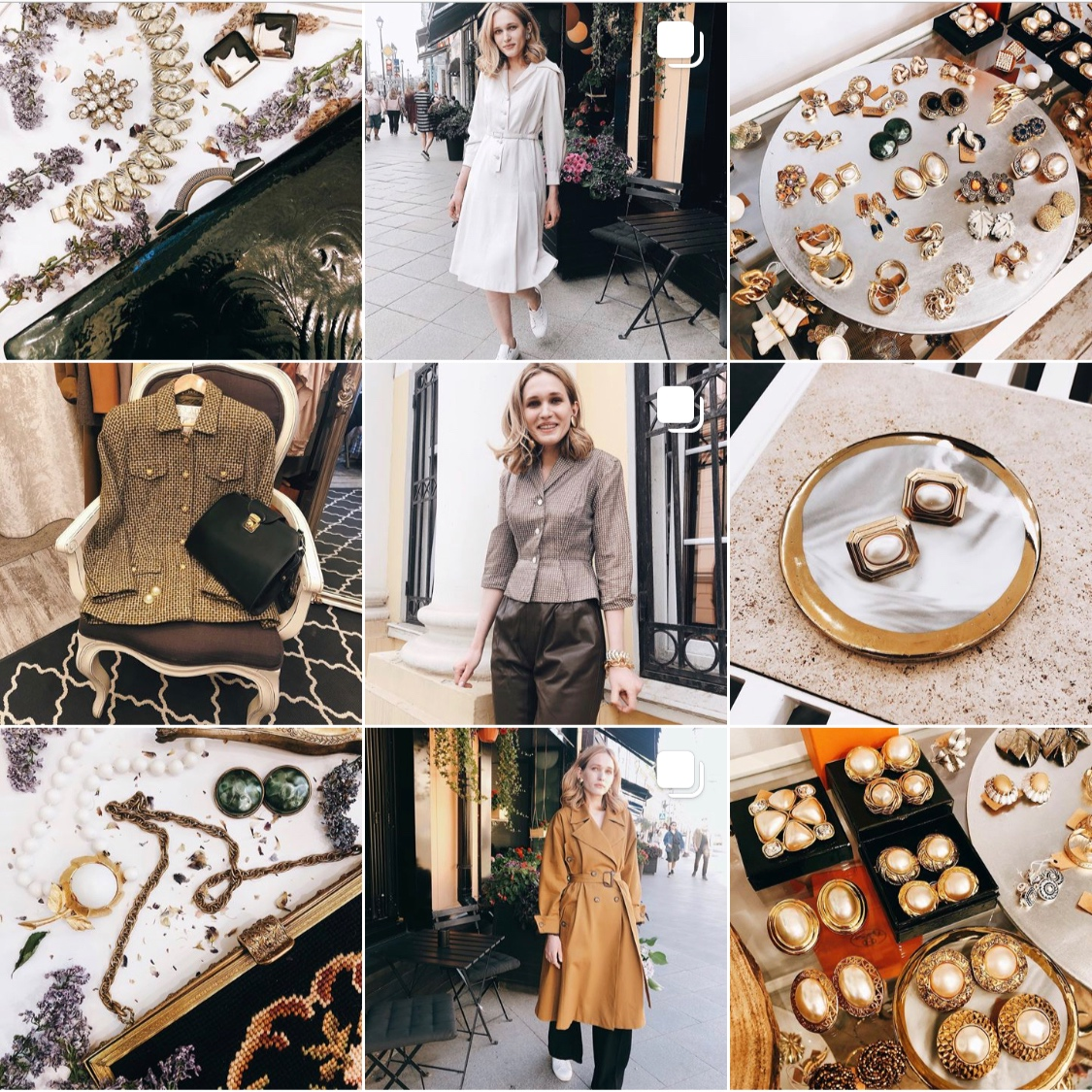vintage heritage - Apparently I lived very close to this one! Thank god I didn't know about Vintage Heritage, otherwise I'd spend everything there and wouldn't have enough for pizza. The store has been open since 2014. Their collection consist of garments from France, Germany, Italy and the US. Veronica Agapova, the founder, says that 'vintage clothes help us treasure the past while making our personal stories'. Because clothes represent who we are. So make your story fabulous!