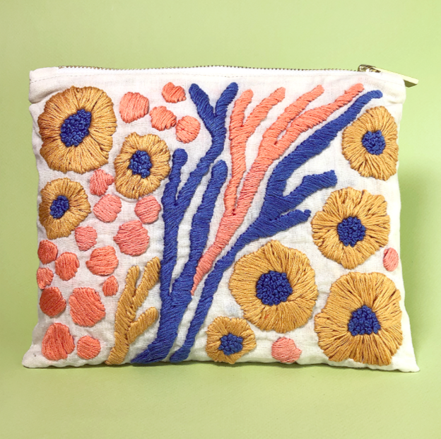 Embroidered Handbags Online