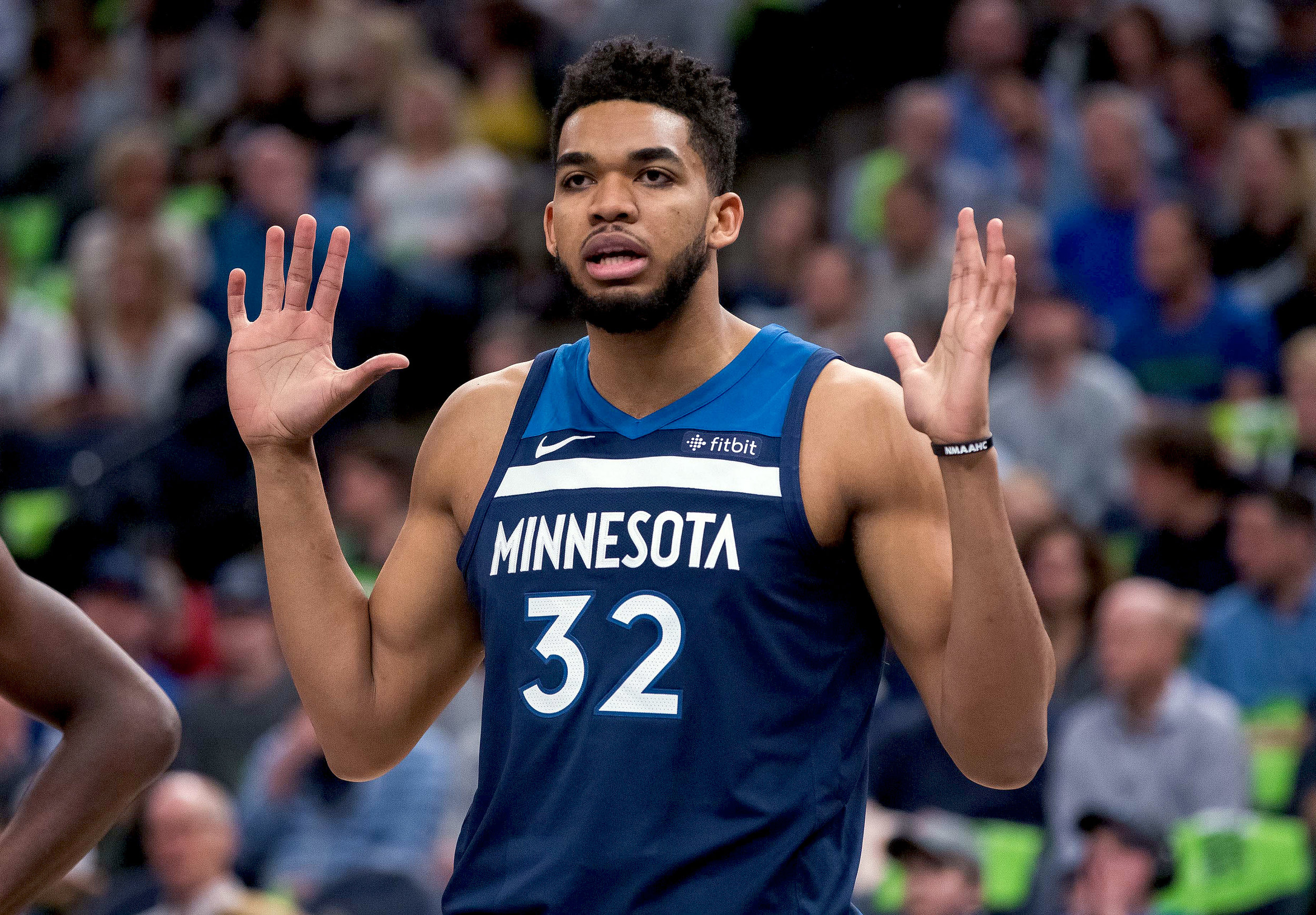 Where is the Love? - featuring Karl-Anthony Towns